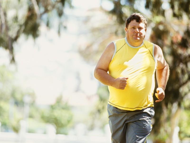 Этот человек записался на программу похудения. Но, он был в шоке от того, кто был за дверью!