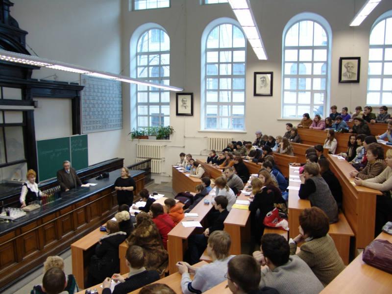 Ответ мужчины на лекции оказался очень смешным!