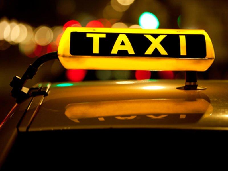 Отныне этот таксист в ответе перед всеми клиентами!