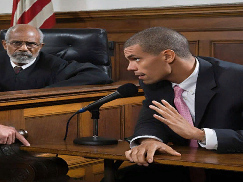 Адвокат допрашивал показания свидетеля. Его объяснение просто бесценно!