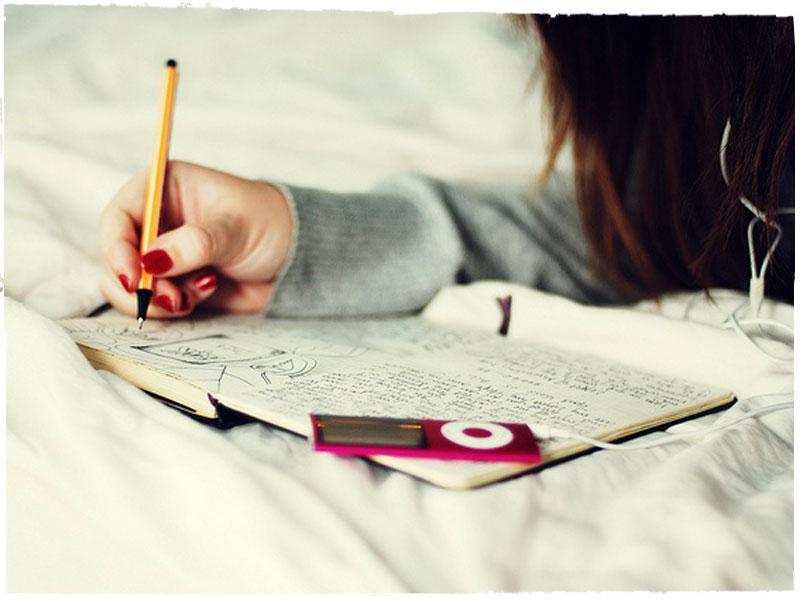 Он знал, что его жена ведет дневник на каждый день недели. Но, был шокирован, когда прочитал это!