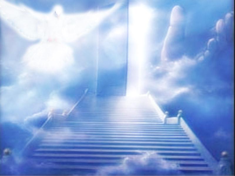 Ковбой попадает на небеса и рассказывает о своем лучшем поступке. Это шок!