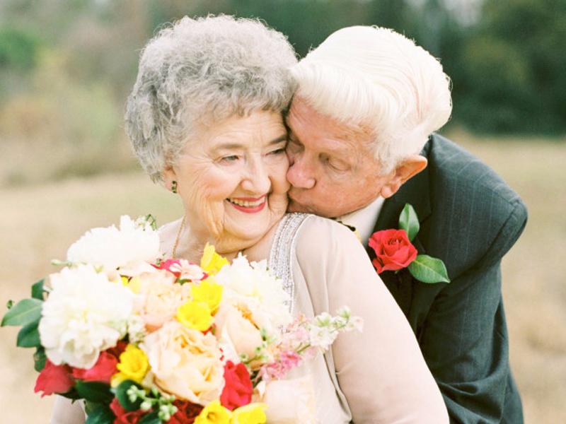 Эта пара многие годы прожила долго и счастливо. Только послушай их секрет!