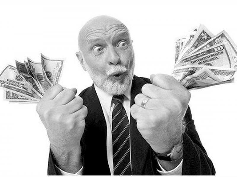 Молодой человек спросил у богатого пожилого, как он достиг такого успеха. Его ответ – это нечто!