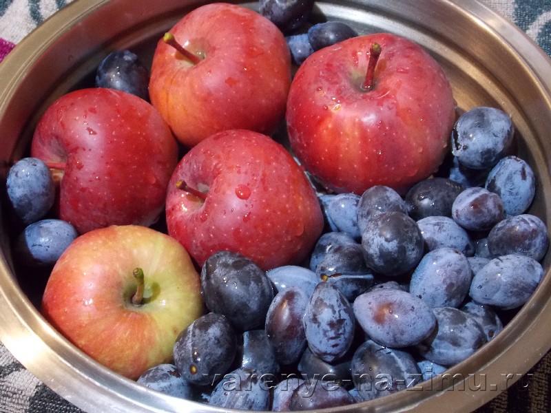 Причину такой любви к яблокам и сливам стоит знать!