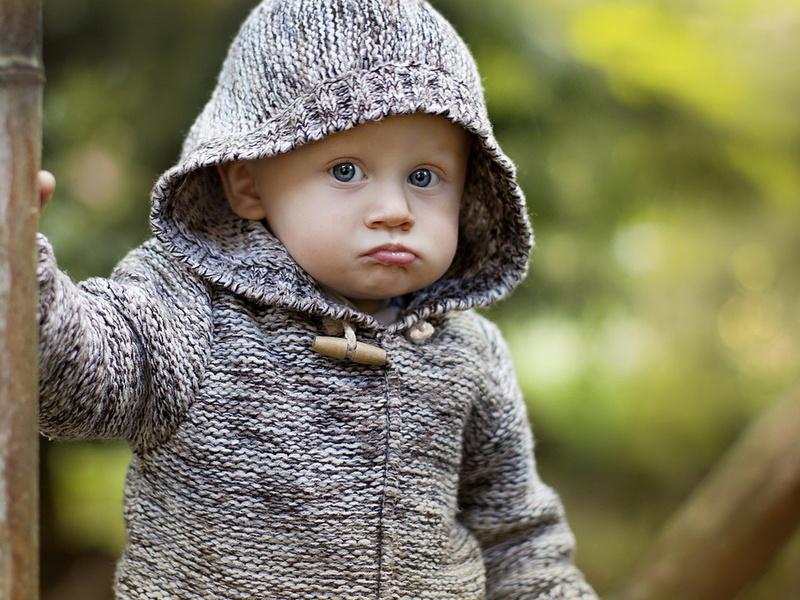 Развитие мальчика явно не соответствует его возрасту!
