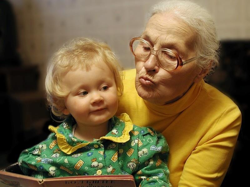 О ощущениях бабушки внук на тот момент не знал!