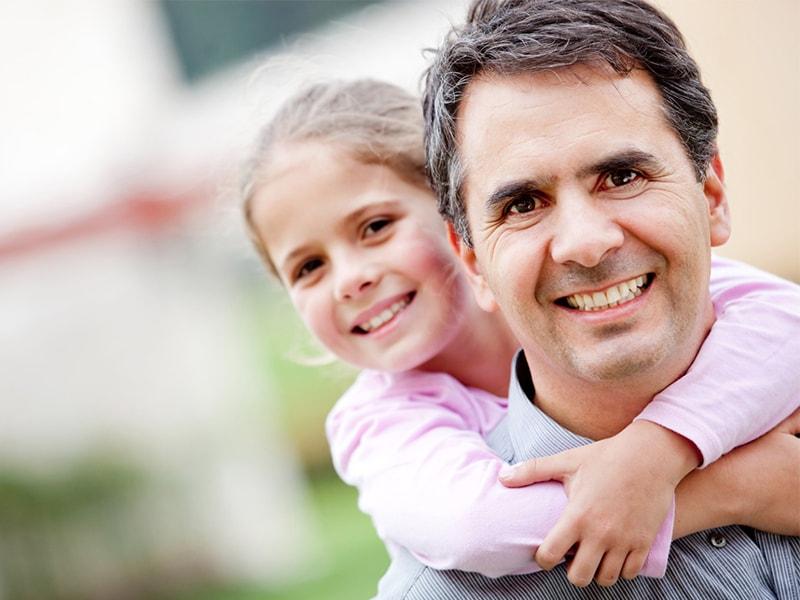 Папа дал своей дочери очень хороший совет!