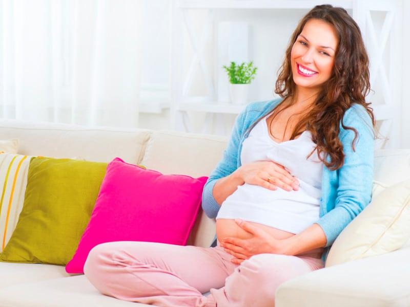 Ответ мужа на счёт присутствия на родах насмешил женщину!