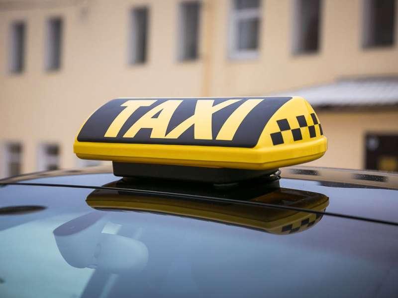 И такие случаются забавные истории в такси!