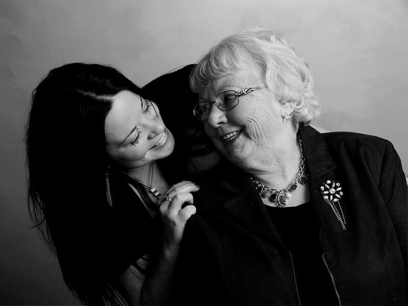 У этой бабушки было действительно очень доброе сердце!