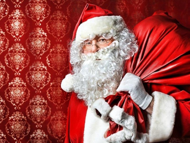 Дед Мороз всё воспринял немного не так! :)