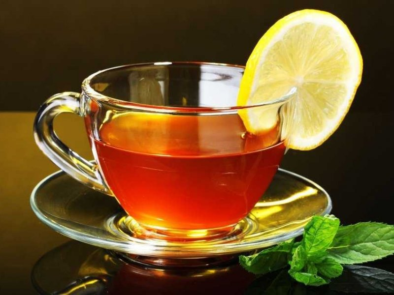 Интересно, кому попадётся тот самый «счастливый» чай?!