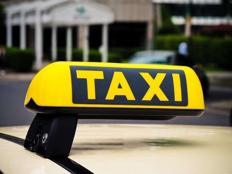 Некоторые таксисты очень поражают своей продуманностью!