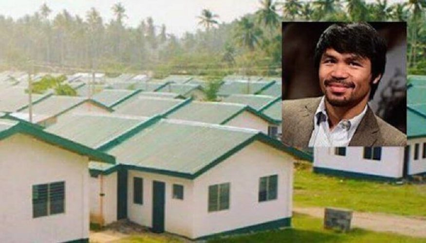 Щедрость души: Чемпион мира на призовые деньги построил поселок для бедных семей