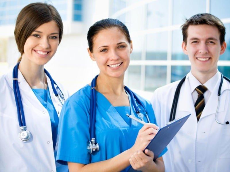 Очень интересные и суровые будни студентов-медиков!