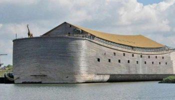 В Нидерландах Один мужчина построил Современный Ноев ковчег за $ 1,6 млн