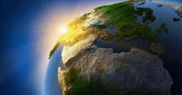 Солнце восходит и заходит не там, где это было всегда в соответствующий период