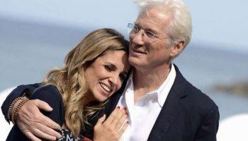 Прекрасный Ричард Гир удивил внезапной новостью: почти в 70 лет он стал отцом!