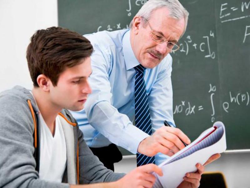 Преподаватель оказался с очень странными принципами!