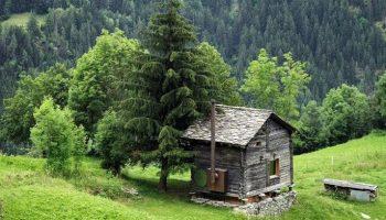 Мечта интроверта: Самая современная хижина посреди Альп