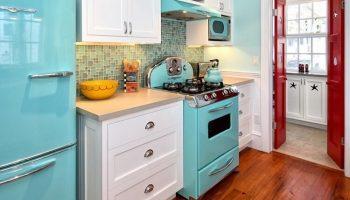 Если место девушки на кухне, то только на такой! 10 крутых идей!