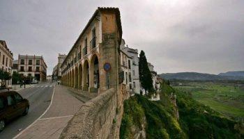 Город Ронда – удивительное место на скалах в Прекрасной Испании