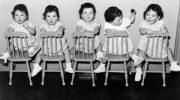 Cамые несчастные однояйцевые близнецы.: трагическая судьба пятерняшек Дион