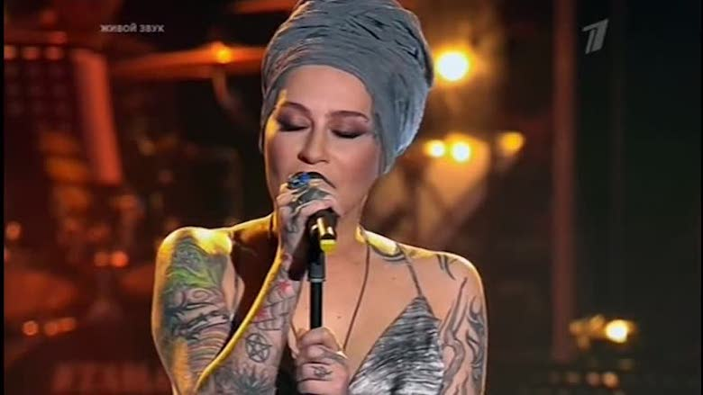 Талантливая Наргиз Закирова поёт песню Прекрасной Гурченко так, что мурашки бегут по спине…