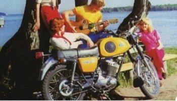 10 легендарных мотоциклов роддом из СССР