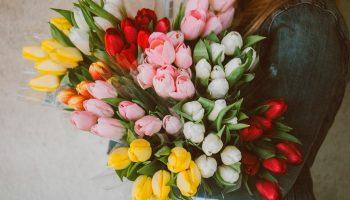 Пока моя будущая жена громко ругалась, я решил жениться на продавце тюльпанов