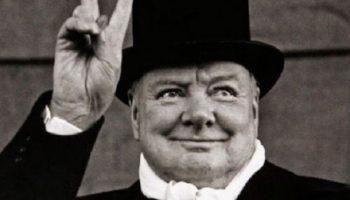 Легендарный и сенсационный диалог жены Черчилля с дворником
