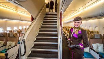 Путешествие на борту самого роскошного и дорогого самолета
