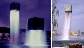 Чудо архитектуры: Удивительные фонтаны, которые стоит увидеть своими глазами