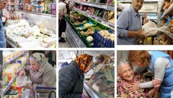 Невероятный флешмоб: «Заплати за старика» набирает новые обороты