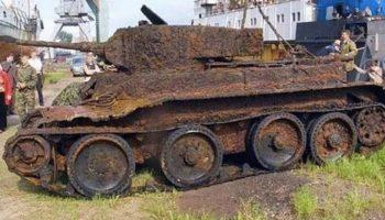 Письмо одного танкиста, которое он так и не успел отправить своей любимой