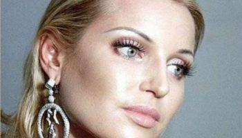 Какая же она красивая…была — 10 Фото Анастасии Волочковой в молодости