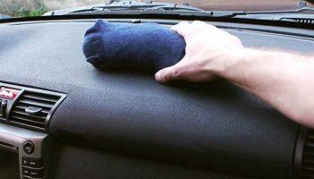 Супер простое решение для борьбы с запотеванием стекол в авто