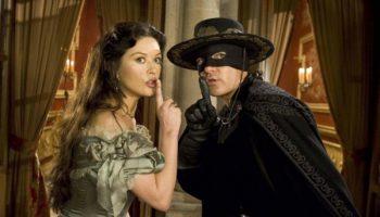 Одна из лучших пар на экране! Антонио Бандерас и Зета Джонс в страстном танго!