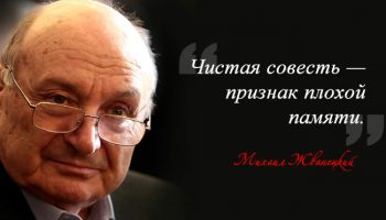 Михаил Жванецкий говорит: «Обидно, когда твои мечты сбываются у других!»