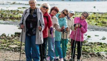 Новые соседки изменили жизнь всем бабушкам нашего городка