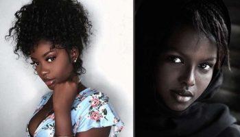 11 африканок-шоколадок, которые восхищают окружающих одним только взглядом