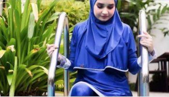 Купальники по-арабски: Как выглядят женщины-мусульманки на пляже