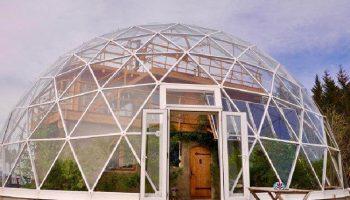 Семья построила за полярным кругом дом, в котором тепло 365 дней в году