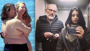 8 Популярных Звездных «Пенсионеров» И их очень Молодые Жены