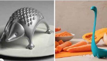 10 оригинальных кухонных принадлежностей для любителей готовить