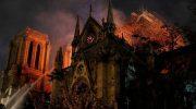 Спасатели официально заявили, что собор Парижской Богоматери спасен от полного разрушения