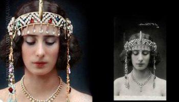 Древние архивные фото: Матильда Кшесинская и другие красавицы Царицы