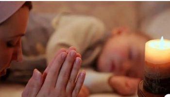 Спасибо Святой МАТРОНЕ — Наташа вымолила у нее ребенка