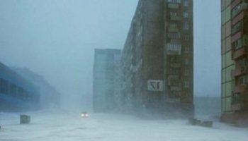 10 невероятных фактов про Норильск. Дед Мороз здесь замерз, но люди все еще живут!